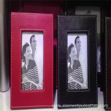 0.5mmPU /pvc leather for photo album packaging